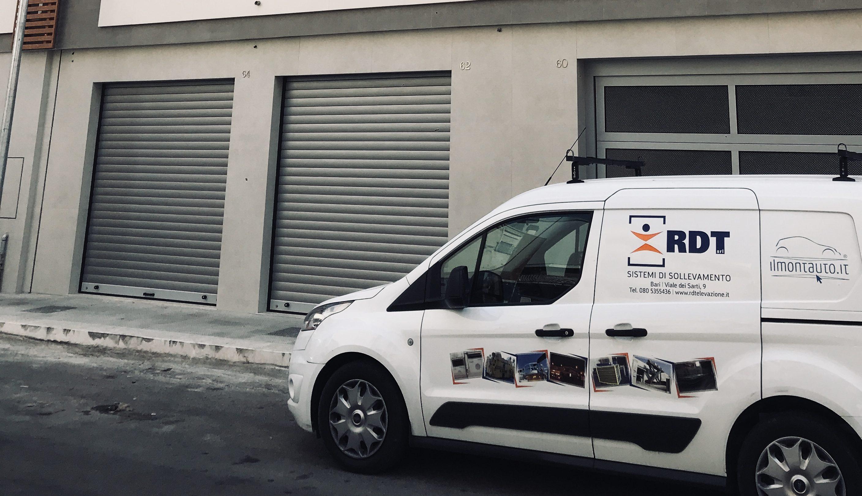 Monta Auto – con conducente a bordo (Bitonto)