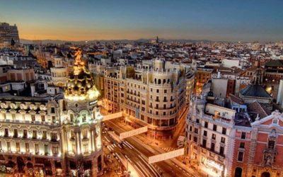 Madrid capitale europea del parcheggio