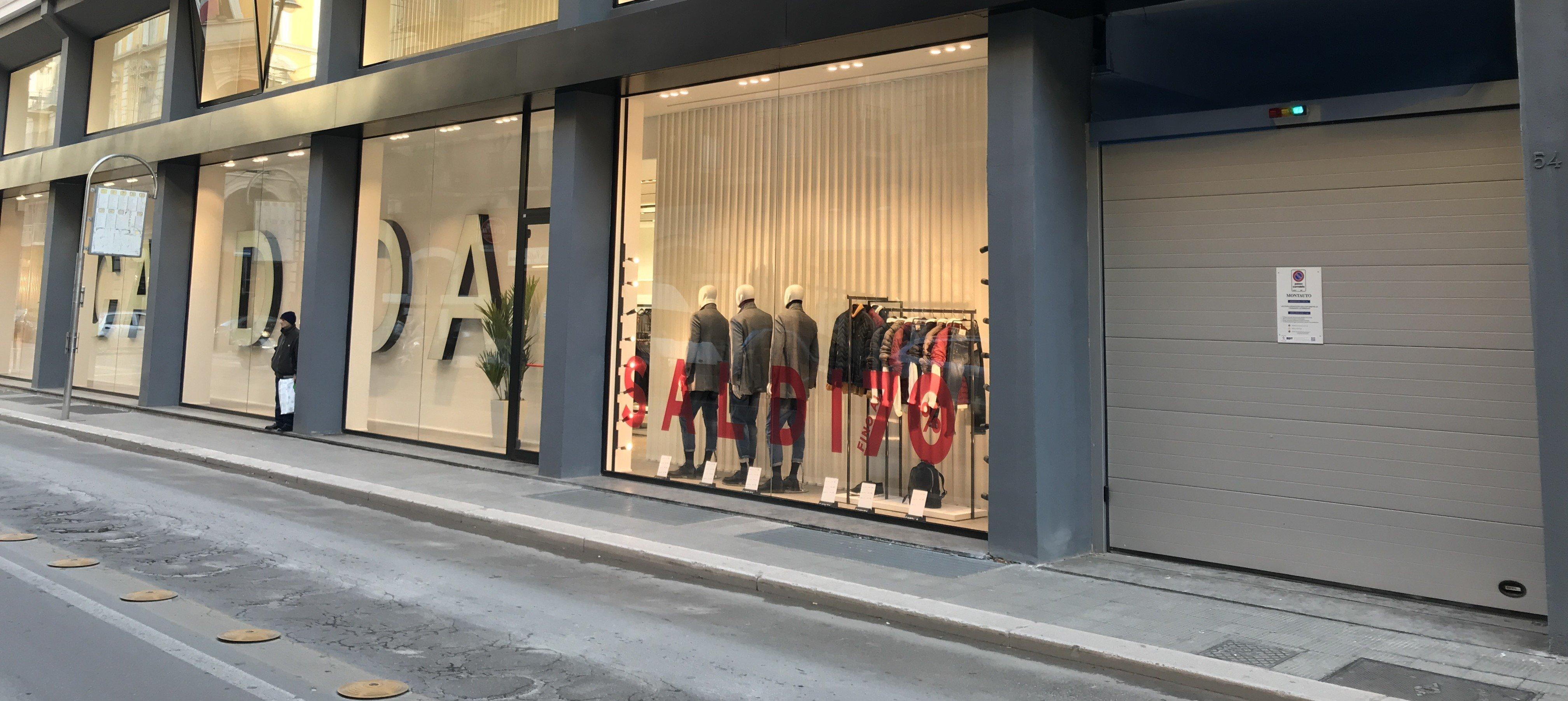 Nuova Installazione Montauto Personalizzato a Bari