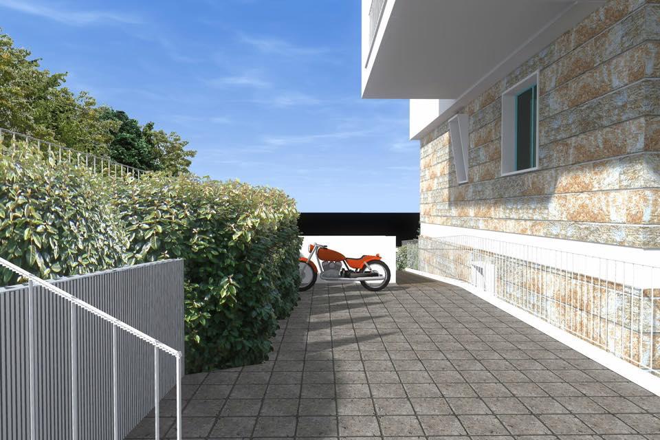 Nuova installazione Montauto a Polignano a Mare
