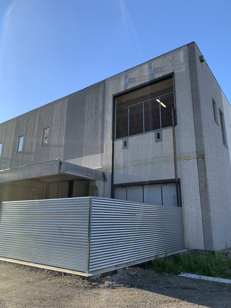 Nuova installazione Montacarichi a Chiuro