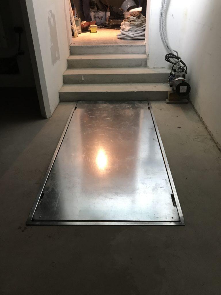Nuova installazione Montacarichi a Siderno