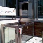 Piattaforma per abbattimento barriere architettoniche