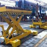 Logistica sollevamento e movimentazione