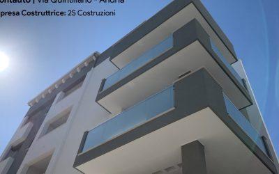 Nuova installazione Montauto ad Andria